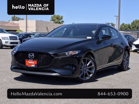New 2020 Mazda3 Hatchback Preferred Pkg